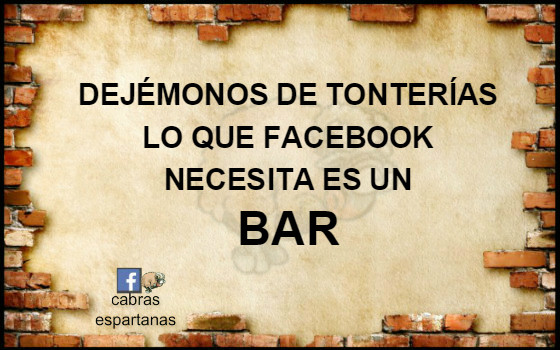Cartel-Bar